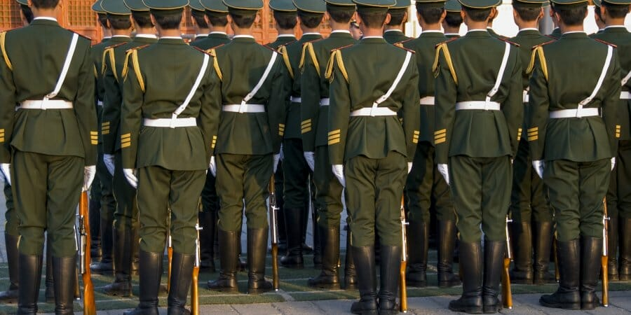 Sanctions modified on Chinese military-industrial complex companies